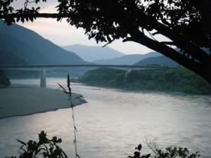 川登大橋7.30