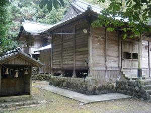 間崎 一宮神社